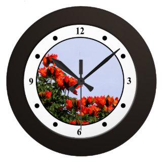 African wall clocks zazzlecomau for Modern wall clocks south africa
