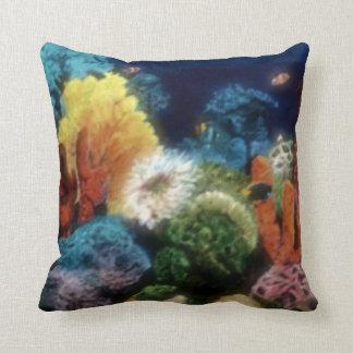 Tropical Aquarium Cushion