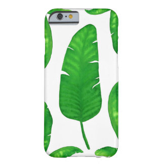 Tropical Banana Palm Leaves iPhone 6/6s Case