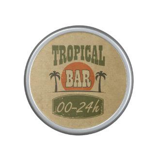 Tropical Bar Bluetooth Speaker