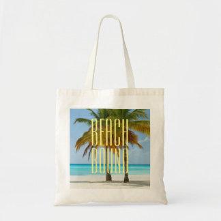 Tropical Beach Bound Tote Bag