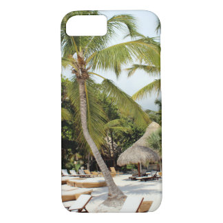 Tropical Beach in Punta Cana iPhone 7 Case