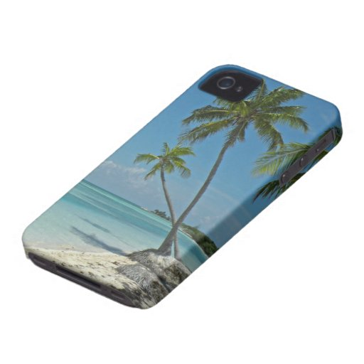 Tropical Beach iPhone4 Case-mate Case iPhone 4 Cases