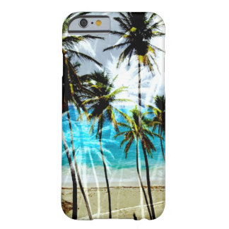 Tropical Beach Ocean Custom iPhone 6 case Barely There iPhone 6 Case