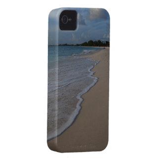 Tropical Beach Ocean on Sandy Beach Case-Mate iPhone 4 Case