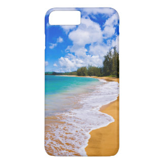 Tropical beach paradise, Hawaii iPhone 7 Plus Case