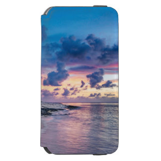 Tropical Beach Sunset Incipio Watson™ iPhone 6 Wallet Case