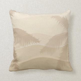 Tropical Beach Throw Pillows