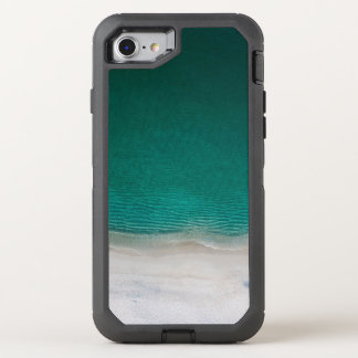 Tropical Beach Turquoise Sea OtterBox Defender iPhone 7 Case