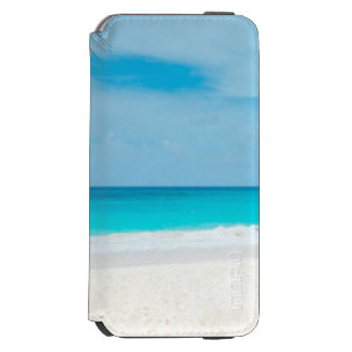 Tropical Beach Turquoise Water Incipio Watson™ iPhone 6 Wallet Case