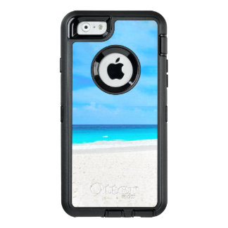 Tropical beach, turquoise water OtterBox iPhone 6/6s case
