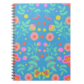 Tropical Bells Notebooks