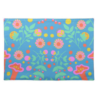 Tropical Bells Placemat