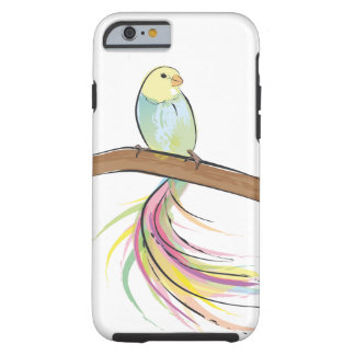 Tropical Bird Tough iPhone 6 Case