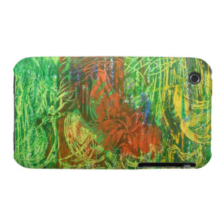 Tropical Birds Picture. Case-Mate iPhone 3 Cases