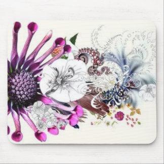 tropical bohemia mouse pad