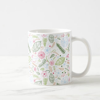 Tropical Botanical Coffee Mug