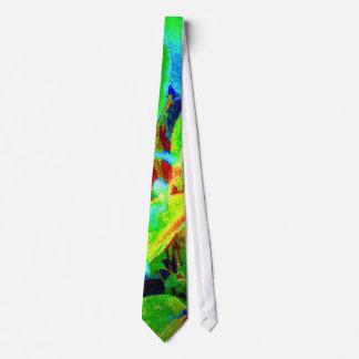 Tropical Canna Tie