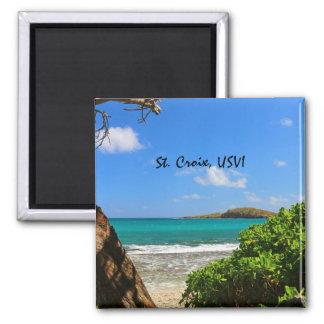 Tropical Caribbean Magnet