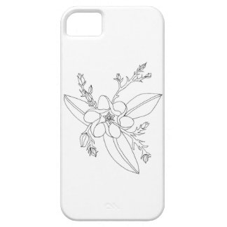Tropical Case For The iPhone 5