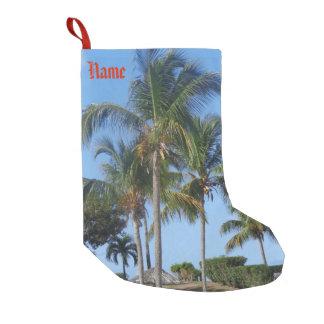 Tropical Christmas Stocking