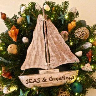 Beach Themed Christmas Decorations Zazzle Com Au