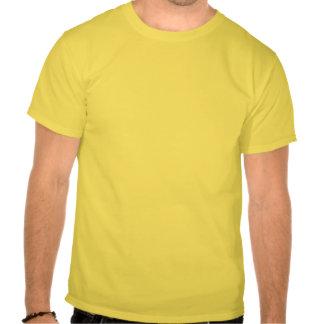 Tropical Crane T Shirts