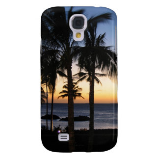Tropical Destination  Galaxy S4 Cover