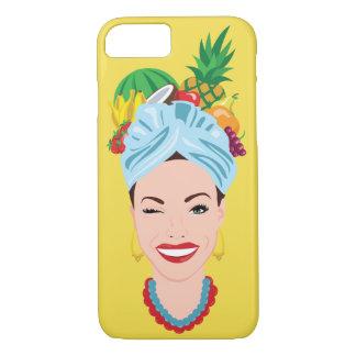 Tropical Diva iPhone 7 Case