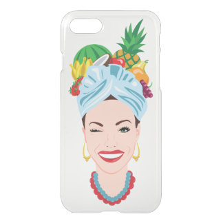 Tropical Diva iPhone 8/7 Case