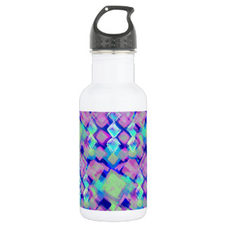 Tropical dream in pink 532 ml water bottle