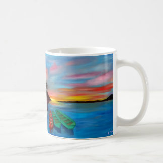 Tropical Dreaming Classic Mug