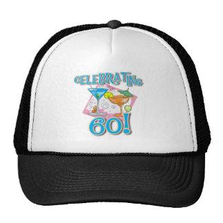 Tropical Drinks Celebrating 60 Hat
