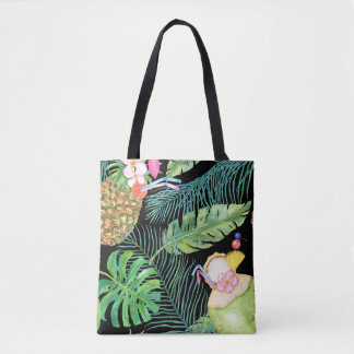 Tropical Drinks Tote