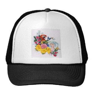 Tropical Enchantment Mesh Hat