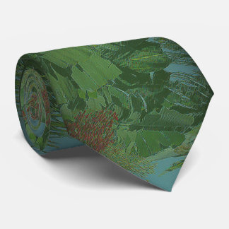 Tropical Evening Tie