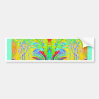 Tropical Exotic  Gardens Gifts by Sharles Bumper Sticker