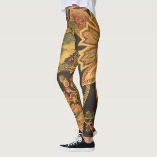 Tropical Exotic Leggings