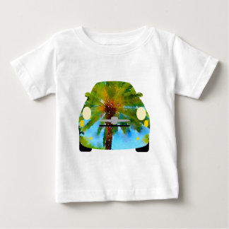 Tropical Fiat Baby T-Shirt
