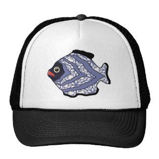 Tropical Fish-019 Hat