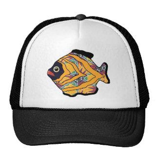 Tropical Fish-06 Tropical Colors Trucker Hat