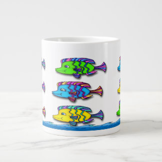 Tropical Fish 1 Specialty Mugs