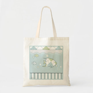 Tropical Fish Baby Bag