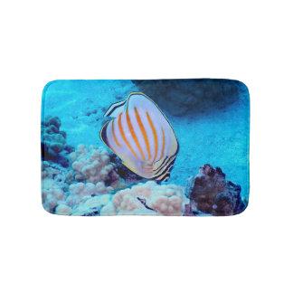 Tropical Fish Bath Mat