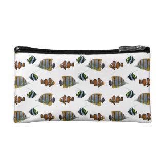 Tropical Fish Frenzy Bag (choose colour)