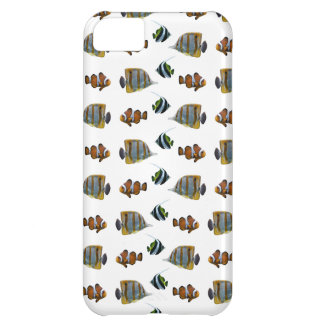 Tropical Fish Frenzy iPhone 5 Case (choose colour)