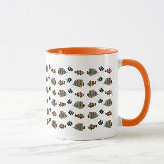 Tropical Fish Frenzy Mug
