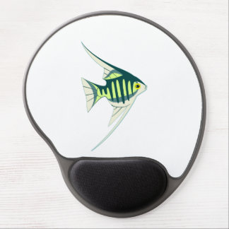 Tropical Fish Gel Mouse Pad