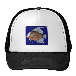 Tropical Fish Mesh Hat