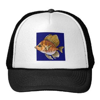 Tropical Fish Trucker Hat